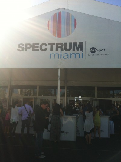 Spectrum Miami- Rising Artist Category