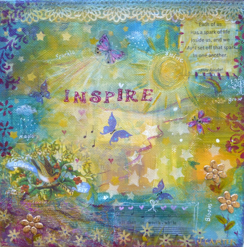 Inspire by Julia Carter