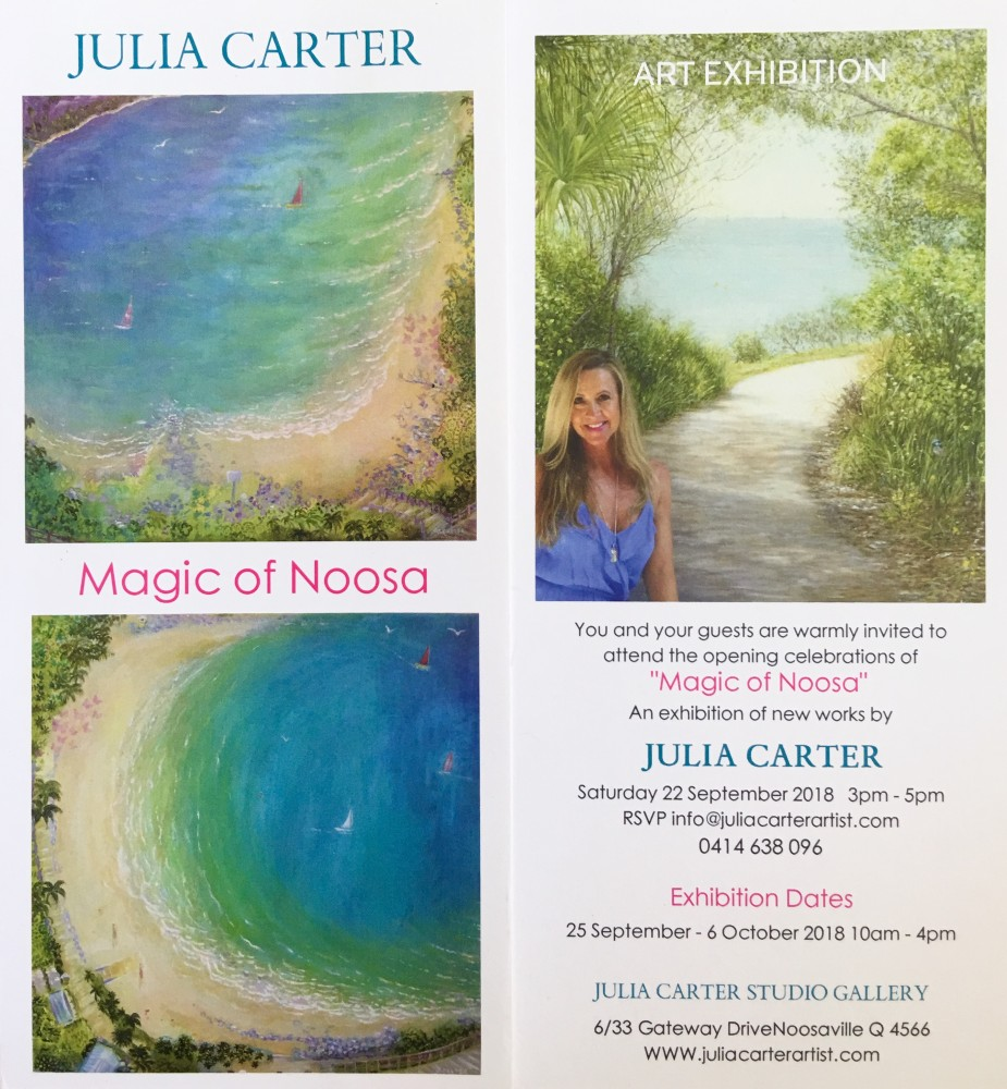 Invitation by Julia Carter