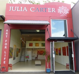 Studio Gallery by Julia Carter