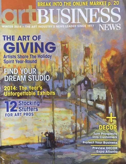 Art Business News Winter 2014