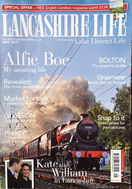 Lancashire Life Cover
